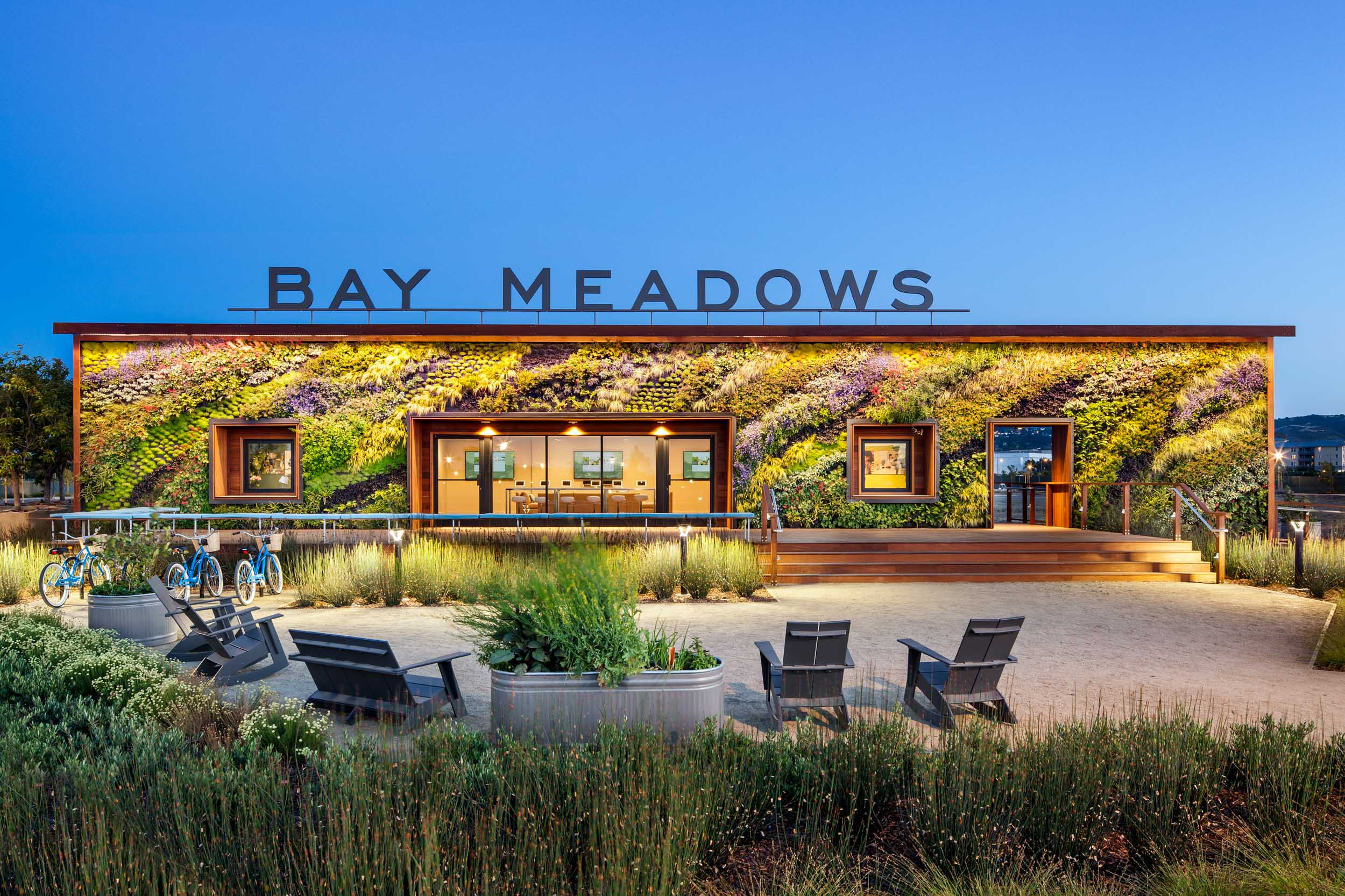 Wilson Meany - Bay Meadows Welcome Center