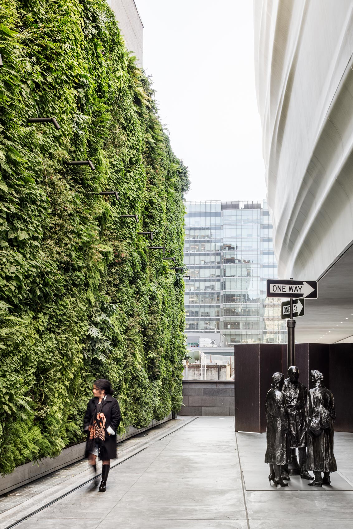 SFMOMA Living Wall
