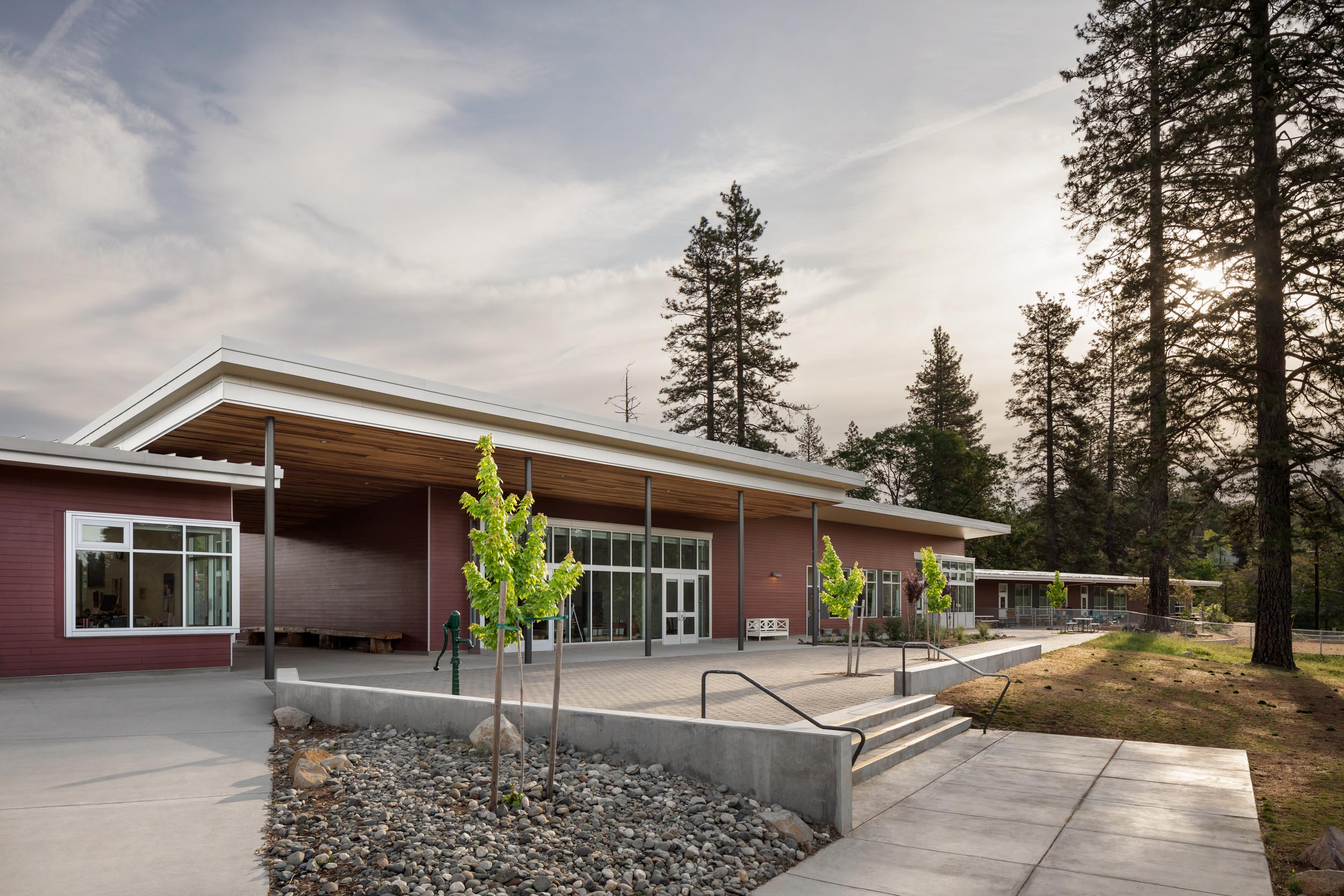 Yuba River Charter School,  Grass Valley, CA