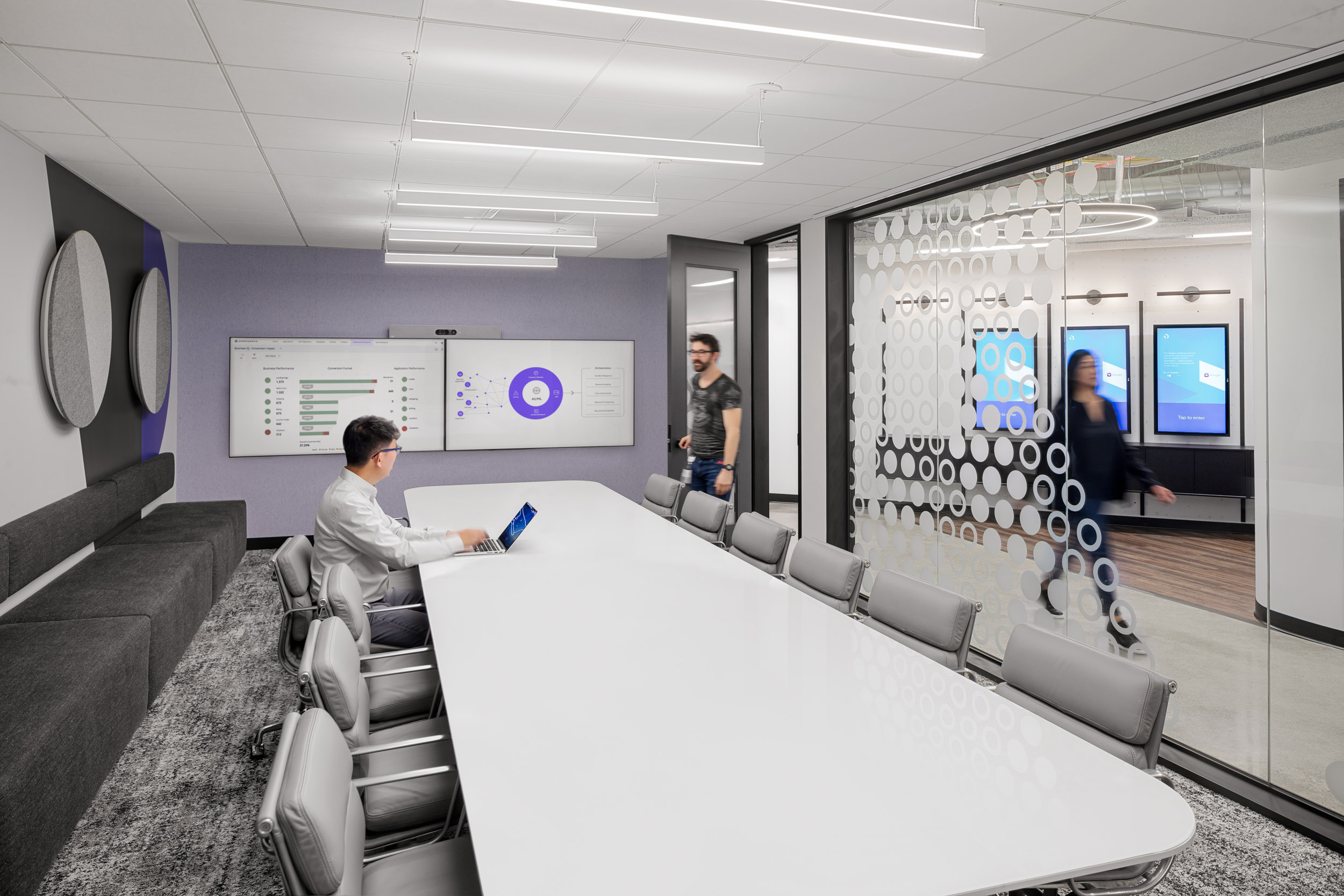 App Dynamics Customer Experience Center, San Franciso, CA